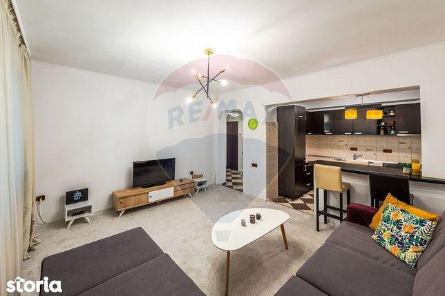 De vanzare- Apartament decomandat cu 2 camere, zona P. Victoriei