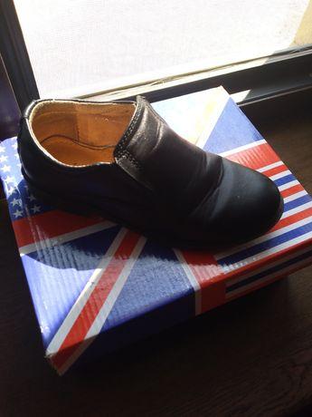 Детский школьный обувь