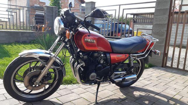 Yamaha XJ500 Model Clasic Rar,1981 Stock