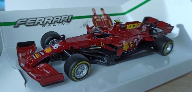 Macheta Ferrari SF1000 Charles Leclerc Formula 1 2020- Bburago 1/43 F1