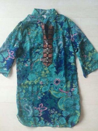 Ефирна дамска риза/туника М