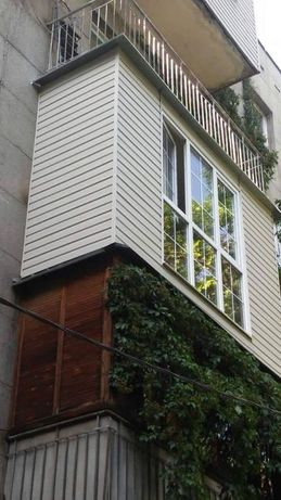Утепление, балконы
