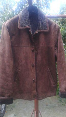haina din piele pentru barbati