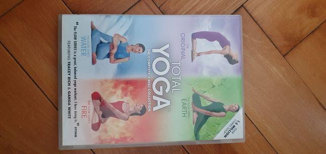 Colectie 4 DVD Yoga