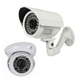 Камери! Продажба и монтаж на системи за охрана и видеонаблюдение!