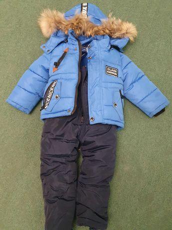 Продам куртку детская