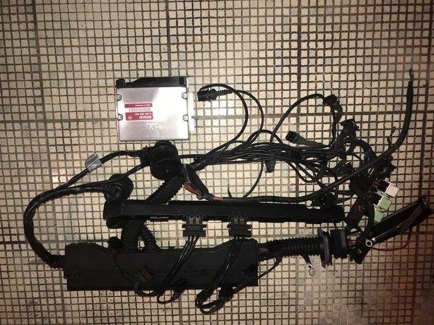 Компьютер bosh 413 и проводка  Bmw e34 525