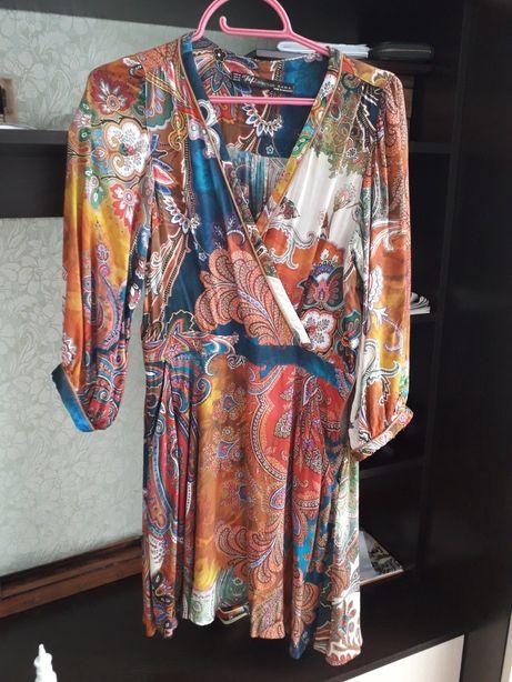 Продам платье весна/осень. Ещё деловой костюм офисный.