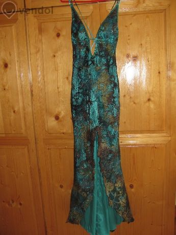 Дизайнерска бална рокля на Жана Жекова