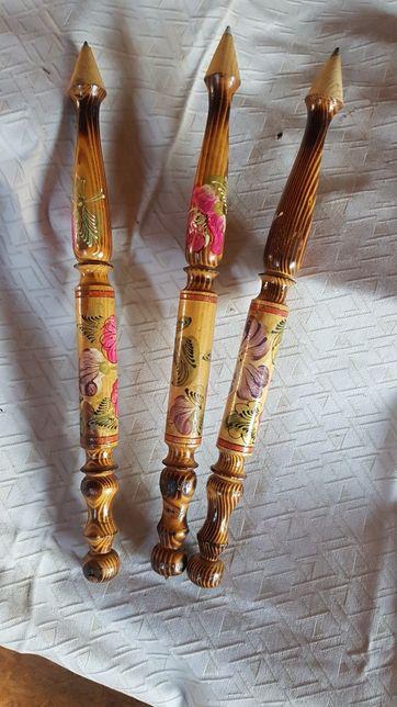 Creioane artizanale lungime 40cm