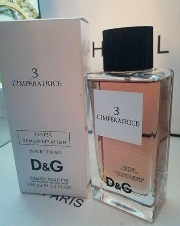 Женский Dolce&Gabbana L'Imperatrice №3 100ml - лучшие ароматы