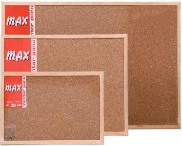 Коркови дъски с дървена рамка в 3 размера