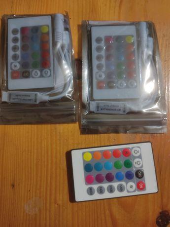 Контролер с дистанционно за RGB / лед лента 12v