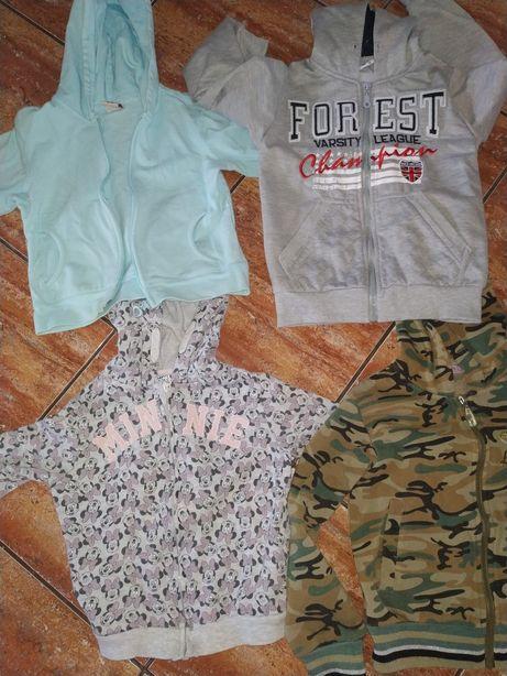 Lot bluze fetite