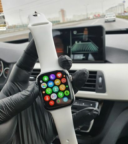 Apple watch, smart часы 6