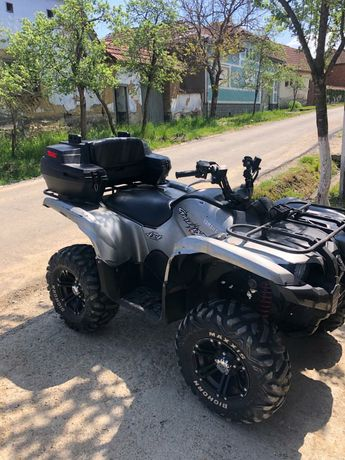 Yamaha Grizzly 700fi Special Edition