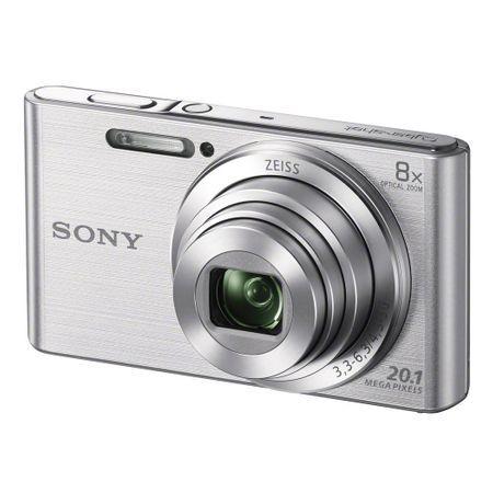 Марков фотоапарат Sony 20 мегапиксела + карта памет
