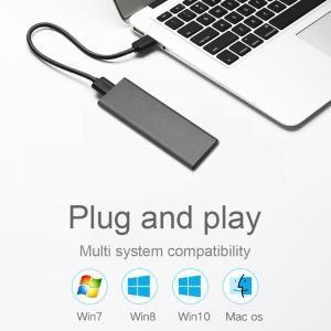 Кейс, бокс, корпус USB 3.0 для SSD M2 – 2230/2242/2260/2280 в Алматы