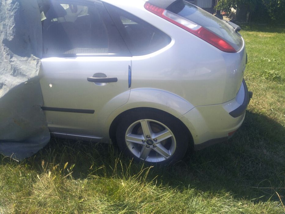 Piese Ford focus 1.6 tdci / portiere ford / jante 5x108 / injectoare Botosani - imagine 1