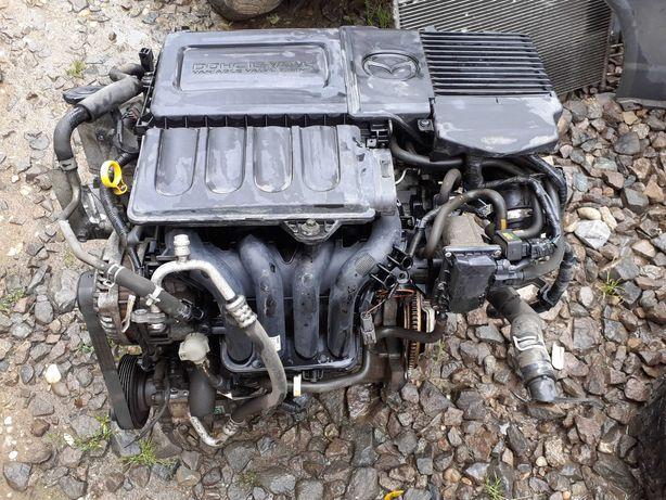 Motor mazda 2 1,3 benzina