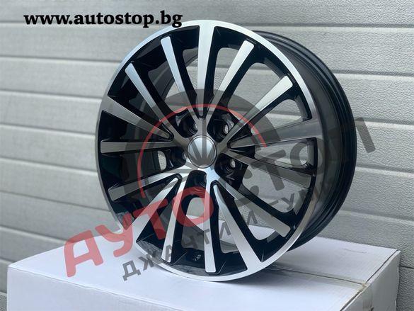 16 Джанти Volkswagen Polo Seat Skoda Rapid Fabia 5x100