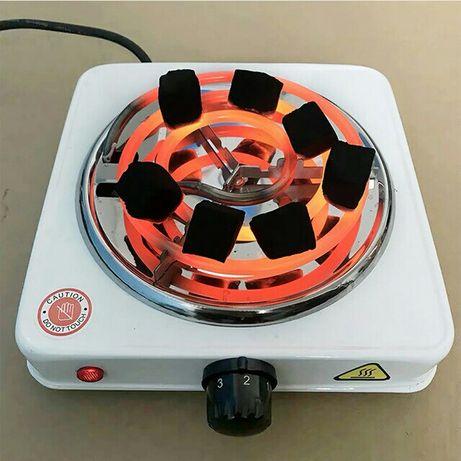 Электрическая плита 1000w электроплита конфорка стиральная плитка