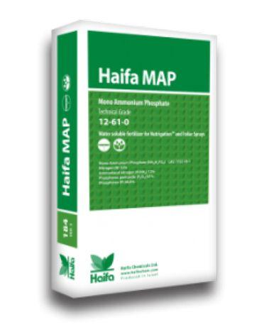 HAIFA MAP (12-61-0)