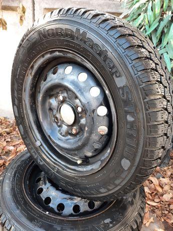 Диски и шины R14