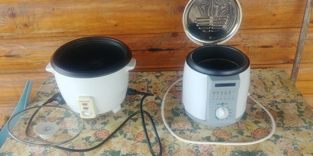 MiniFriteuse+Rice cooker