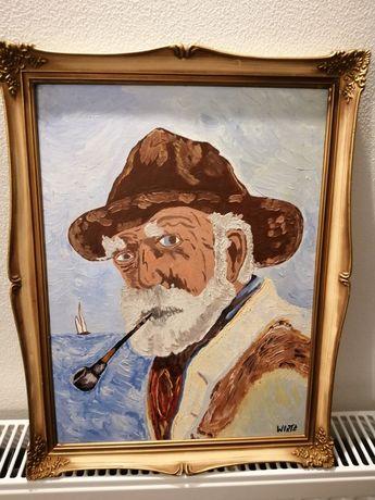 Tablou pictat 40-30cm