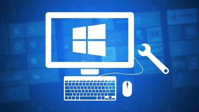 Услуги граммотного ПРОГРАММИСТА | Установка Windows | ВЫЕЗД | Гарантия