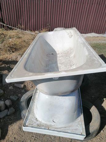 Продам ванну акриловая и металлические