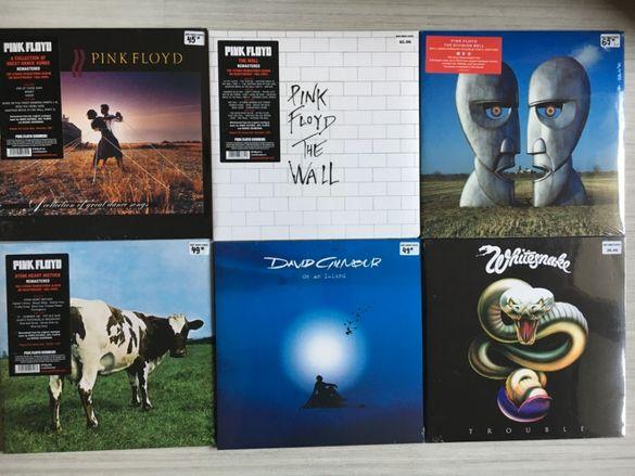 Грамофонни плочи нови - запечатани.Metallica,Pink Floyd,Nirvana,Pearl