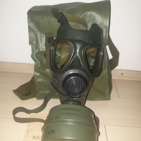 Masca militara de gaze model 85 (nou)