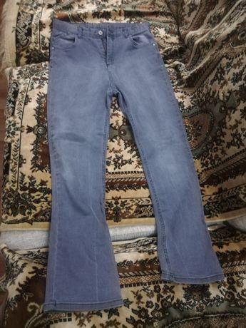 Продам джинсовые брюки