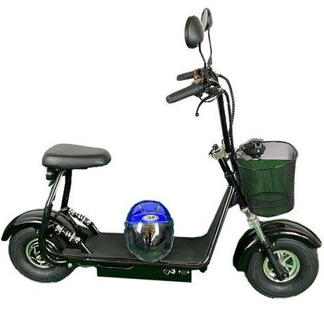 Електрически скутер Чопър 1100W