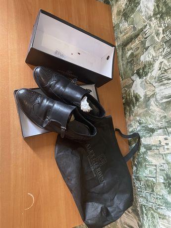 Туфли на понках ALEX GIARDINI