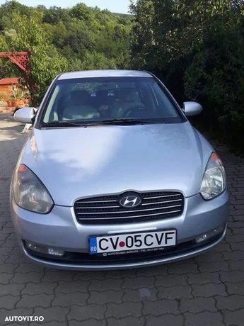 Hyundai Accent Hyundai Accent 2007