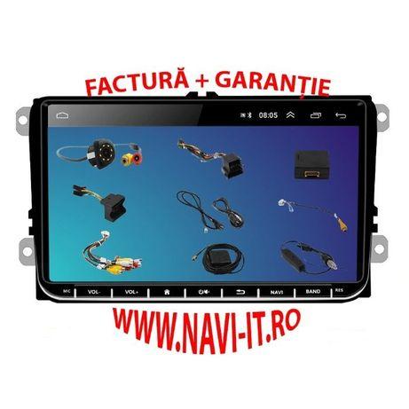 Navigatie 9' VW Android 10, Ram 1GB ,16 ROM, Cameră Marsarier