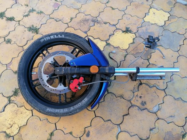 Furca complet Yamaha TZR