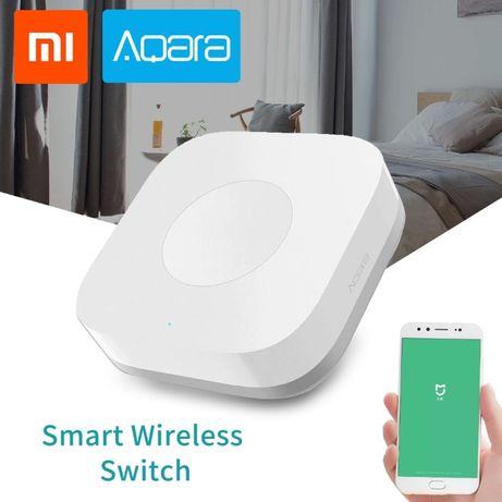 Xiaomi Aqara - Mijia Wireless Switch ( Intrerupator wifi ) Smart Home