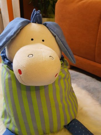 Jucarie Haba rucsac hipopotam