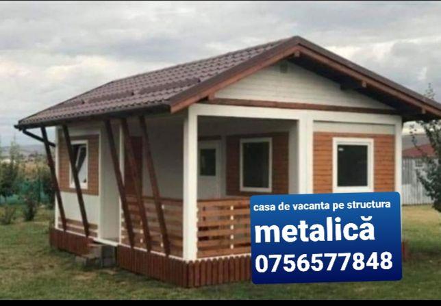 Case modulare tip locuinta sau birou ori ce dimensiuni