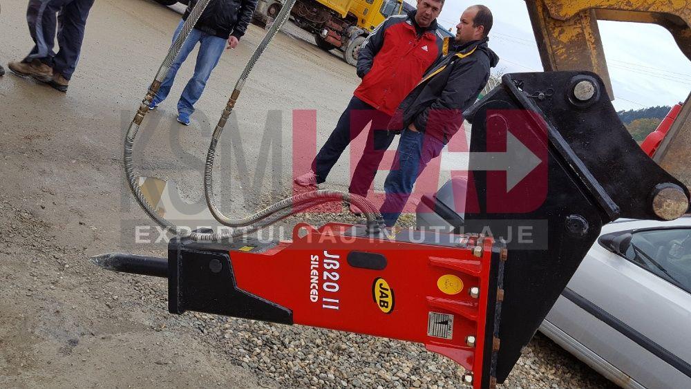 Picon buldoexcavator/excavator -385 Kg NOU JB20 - Garantie 24 luni Brasov - imagine 1