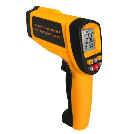 Дигитален инфрачервен термометър до 1650 °C