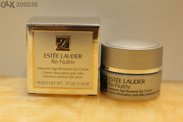 Промоция Еstée Lauder Re-nutriv Intensive Age-renewal Eye Cream 5мл М