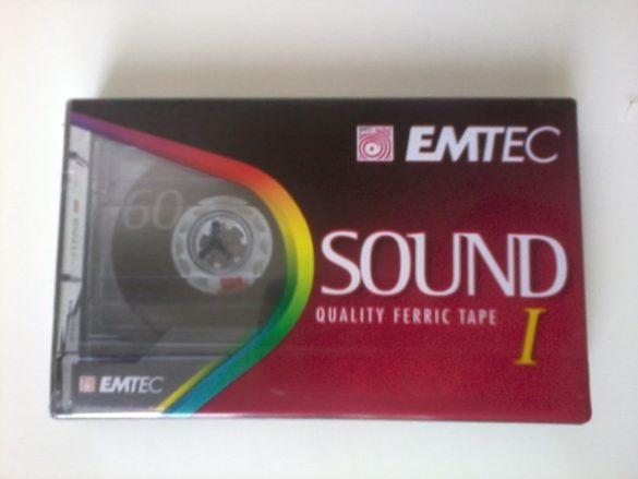 Аудио касета неразпечатана EMTEC