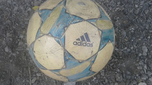 мяч футболный кожа Adidas