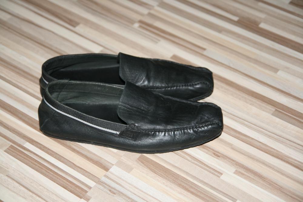 Pantofi Mocasini Hugo Boss piele - Autentici Buzau - imagine 1