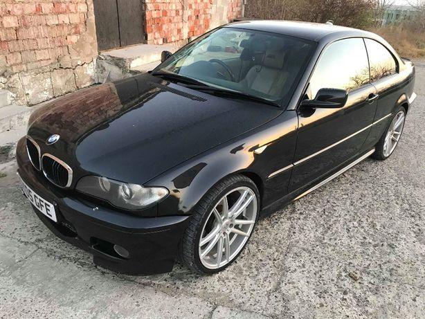 Dezmembrez BMW 320cd Automat An 2005 M-Tech 2 150cp,Evacuare dubla M3